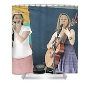 The Nields Shower Curtain