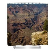 The Nooks And Cranies Of The Grand Canyon Shower Curtain
