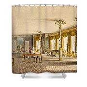 The North Drawing Room, Or Music Room Shower Curtain