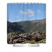 The Northern Presidentials Shower Curtain