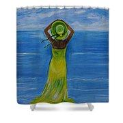 The Oceans Beauty Shower Curtain