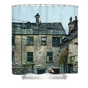 The Old Brewery Kendal Shower Curtain