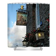 The Old Custom House Shower Curtain