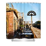 The Old Granary At Wareham Shower Curtain