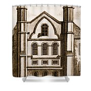 The Old House Of Commons Shower Curtain