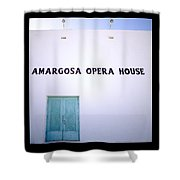 The Opera House Shower Curtain