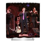 The Osmond Brothers Shower Curtain