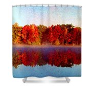 The Other Side... Shower Curtain