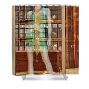 The Other Side Of The Story #2 Shower Curtain