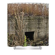 The Outlet Shower Curtain