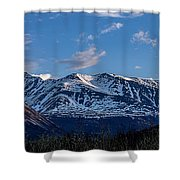 The Pass Shower Curtain