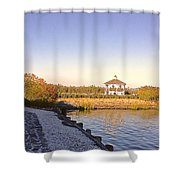 The Path That Leads To Home Shower Curtain
