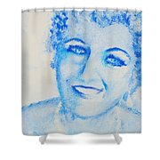 The Peoples Princess Shower Curtain