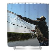 The Perfect Cast 2 Shower Curtain