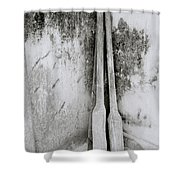 The Spice Pestle Shower Curtain
