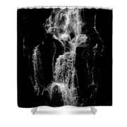 The Phantom Of The Water Shower Curtain