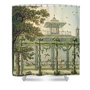 The Pheasantry Shower Curtain