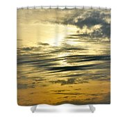 The Place Where Dreams Live Shower Curtain