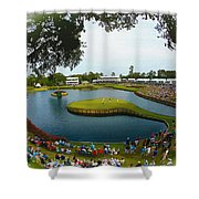 The Players Championship 2014 Shower Curtain