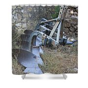 The Plough Shower Curtain