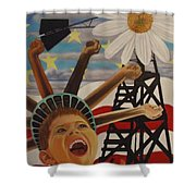 The Power Of A Dream  Shower Curtain