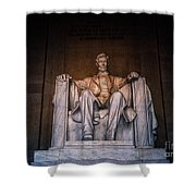The President Shower Curtain