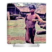 The Prime Of Life Shower Curtain