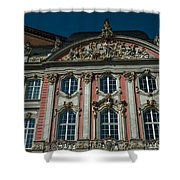 The Prince Electors Palace Shower Curtain