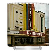 The Princess Theatre Shower Curtain