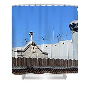 The Prisoners Shower Curtain