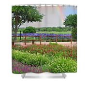 The Promise Of Spring  Shower Curtain