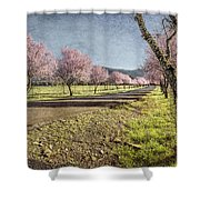 The Promise That Spring Makes Shower Curtain