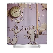 The Purple Room Shower Curtain