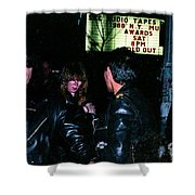 The Ramones 1988 Shower Curtain