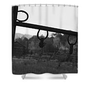 The Ranch Shower Curtain