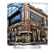 The Reading Terminal Market Shower Curtain