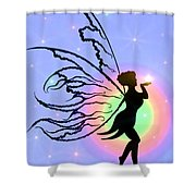 The Real Love Magic Shower Curtain