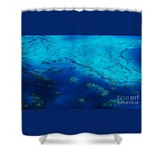 The Reefs, Bermuda # 10 Shower Curtain