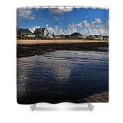 The Reflected Sky Shower Curtain