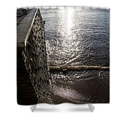 The River's Edge Shower Curtain