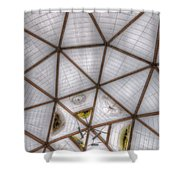 The Roof Shower Curtain