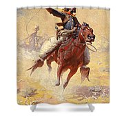 The Roping Shower Curtain