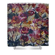 The Roses Shower Curtain