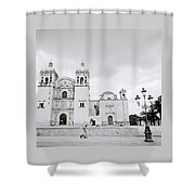 The Santo Domingo Shower Curtain