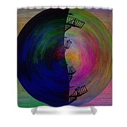 The Scape Shower Curtain