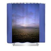 Sea Of Marmara Dream Shower Curtain