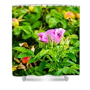 The Season Of Ripening - Featured 3 Shower Curtain
