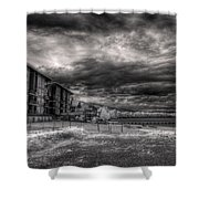 The Seasons In Infrared 1 Shower Curtain