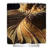 The Second Wave Arizona 4 Shower Curtain
