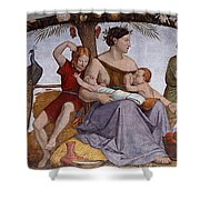 The Selling Of Joseph Shower Curtain